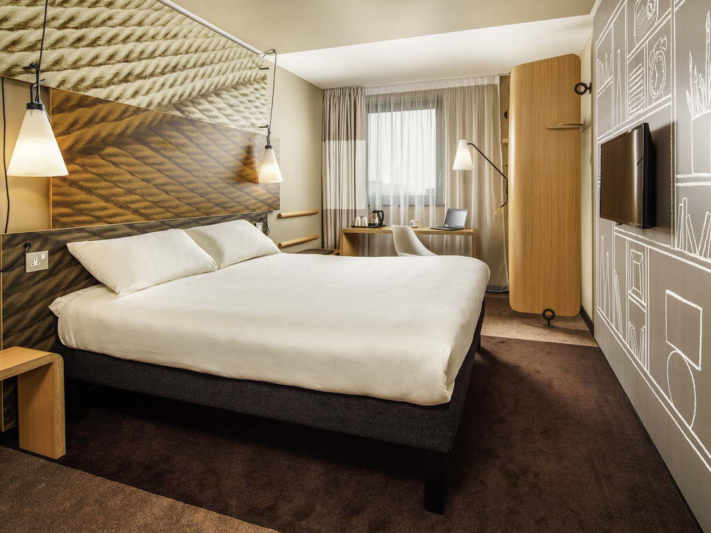 Hotel pas cher londres ibis london canning town for Hotel pas cher a londres