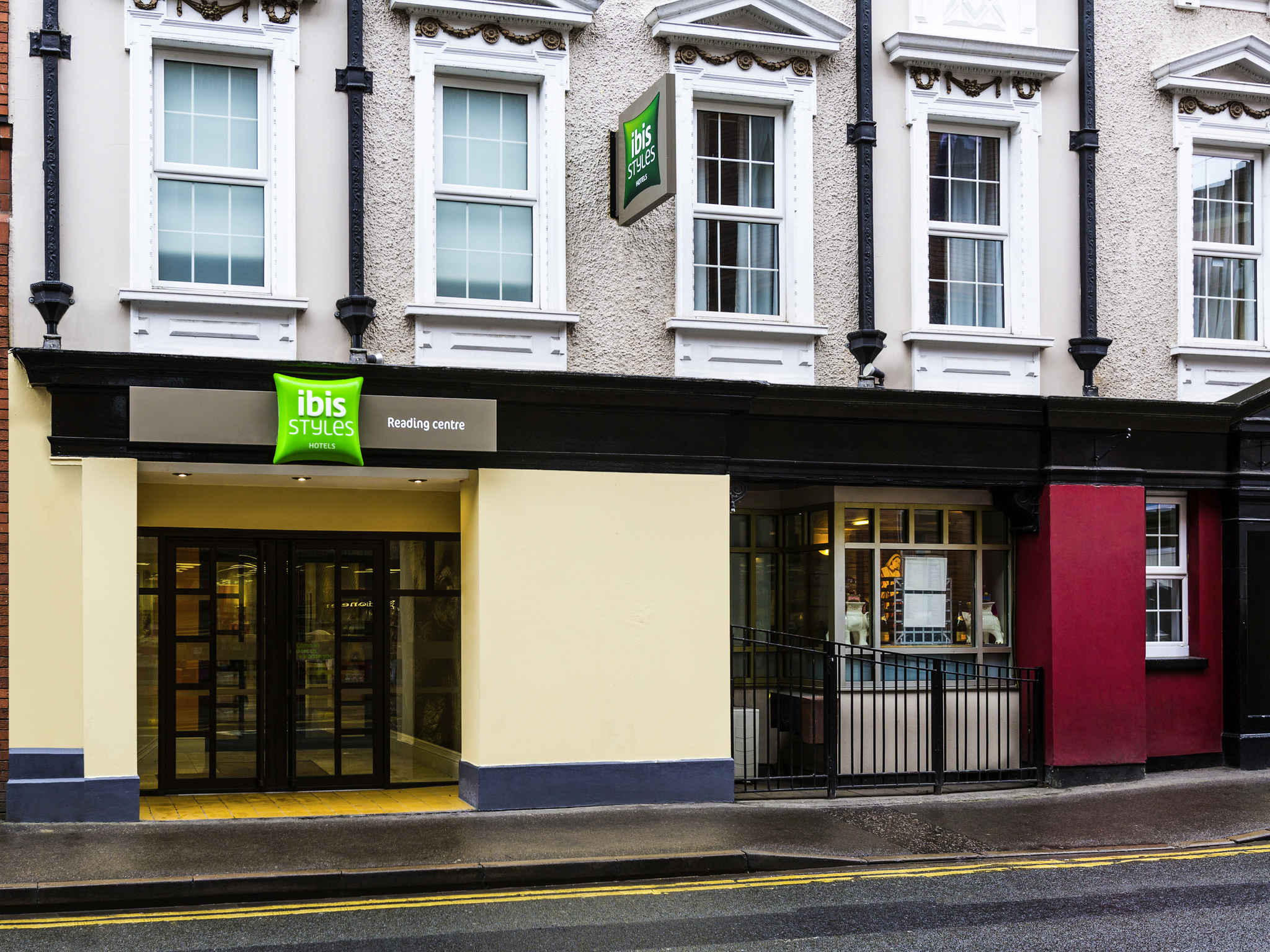 Hotell – ibis Styles Reading Centre