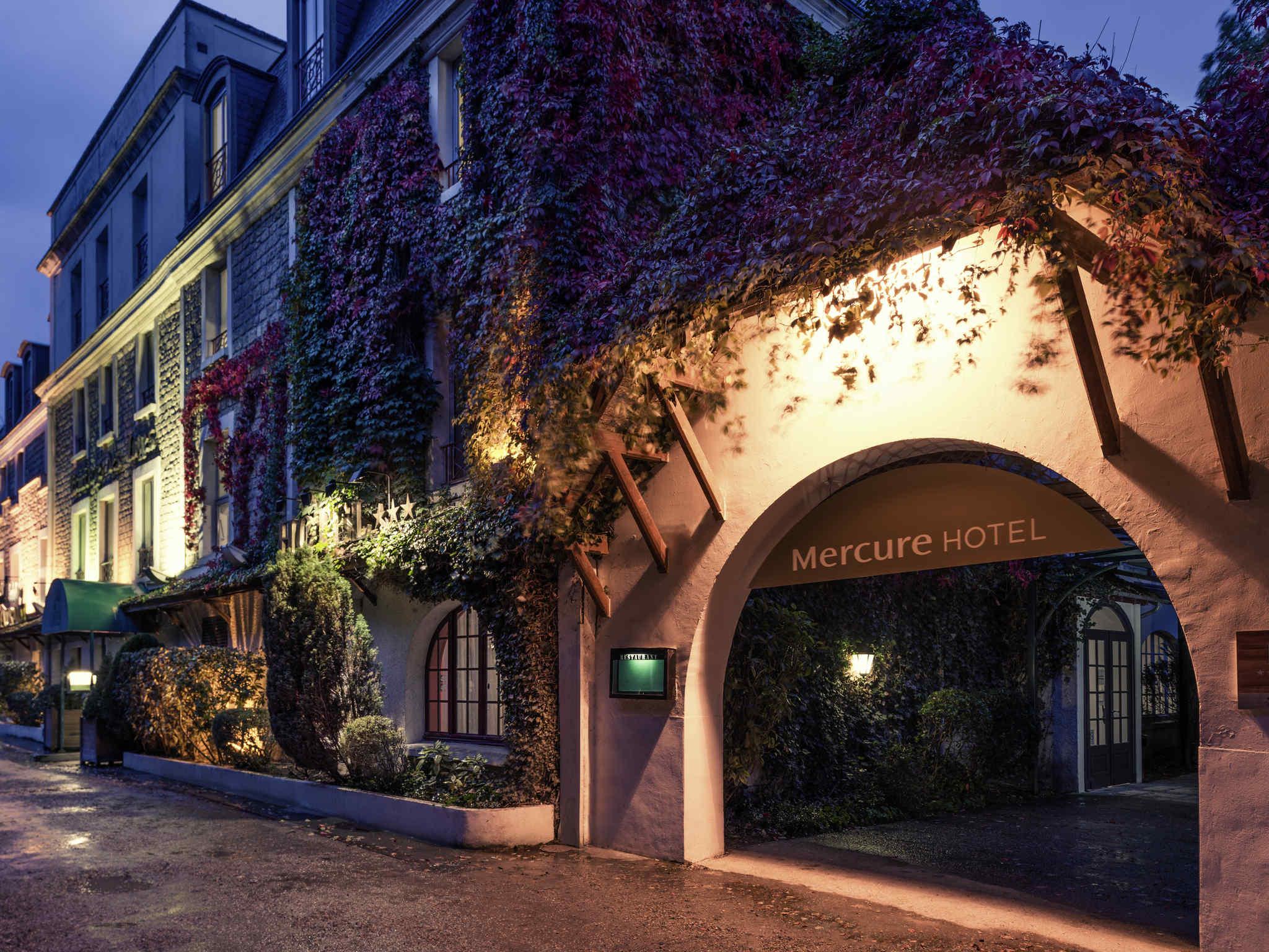 Отель — Hôtel Mercure Paris Ouest Saint-Germain