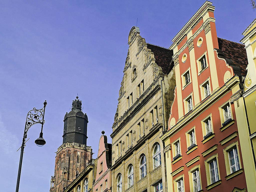 Hotel wroclaw novotel wroclaw centrum for Hotels wroclaw