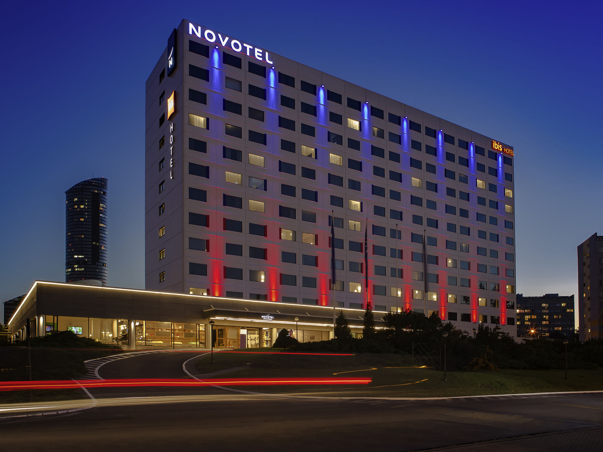Отель — Novotel Вроцлав Центрум