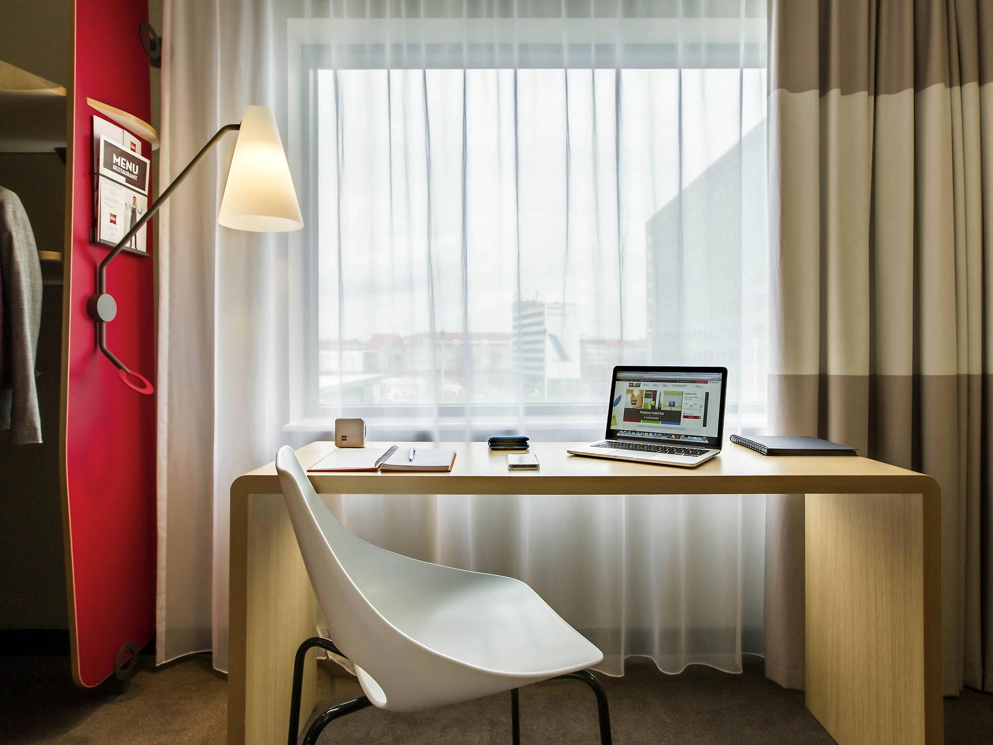Hotel in Wroclaw ibis Wroclaw Centrum