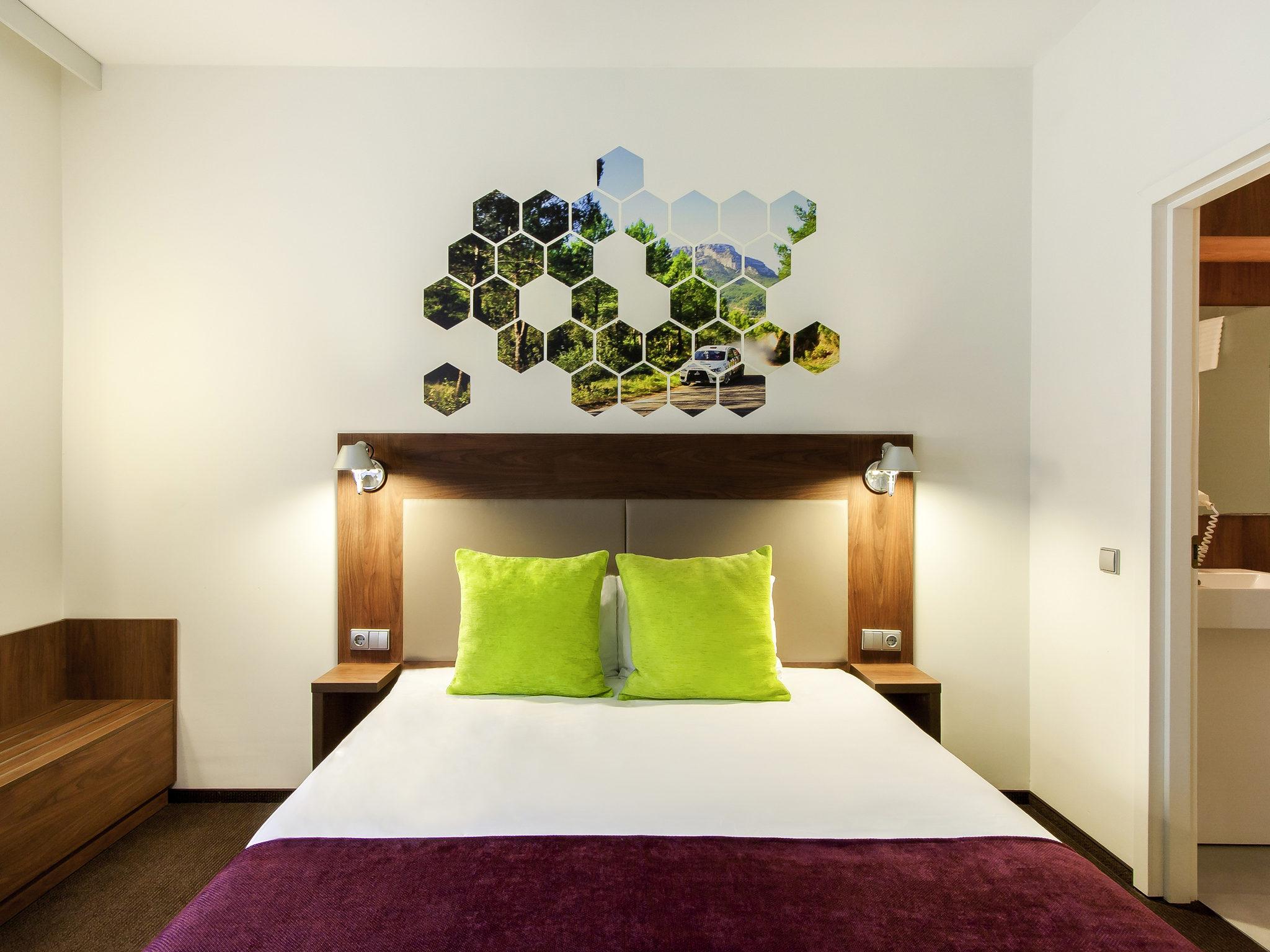 Hotel – Ibis Styles Vilnius