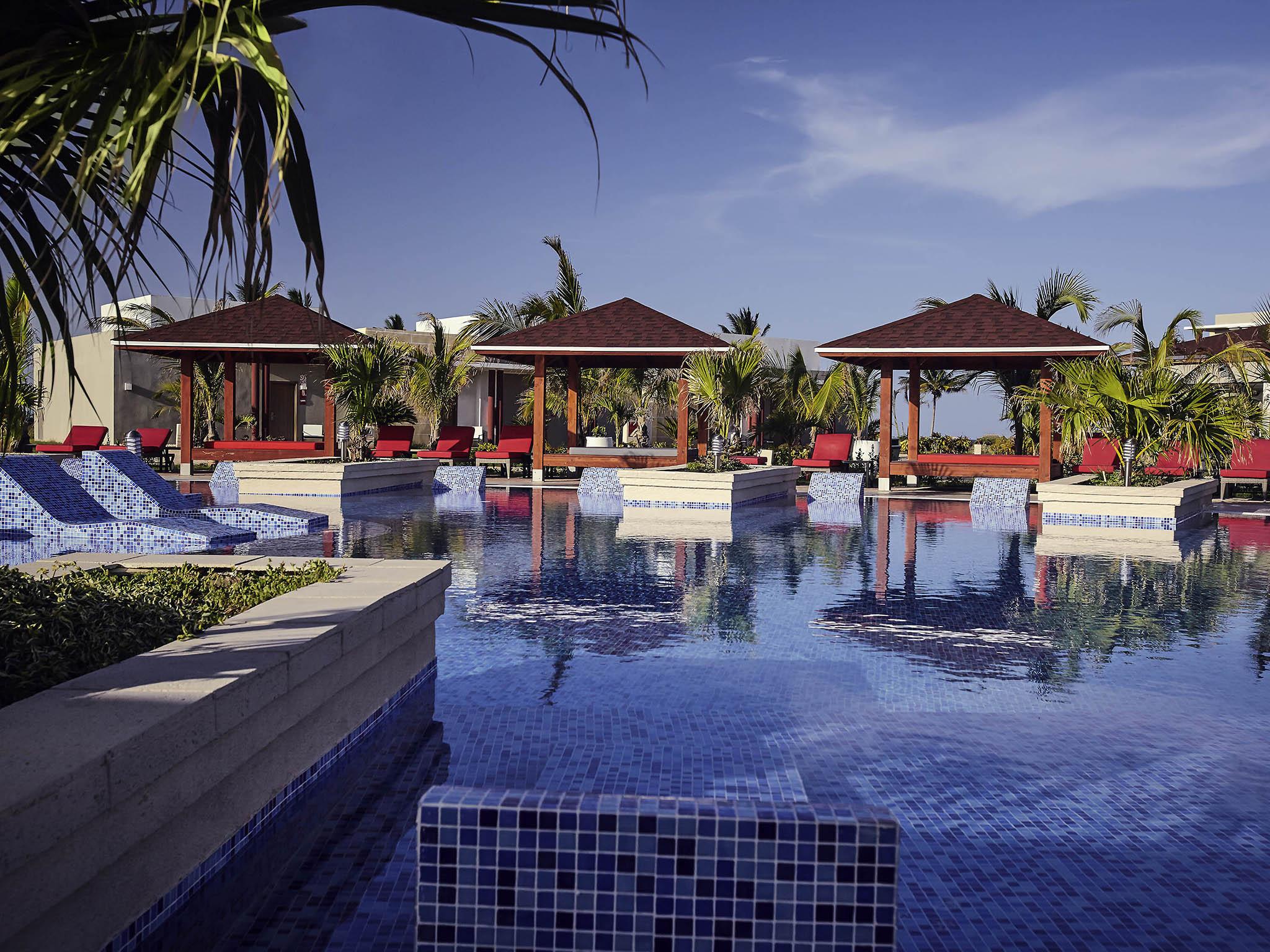 โรงแรม – Pullman Cayo Coco