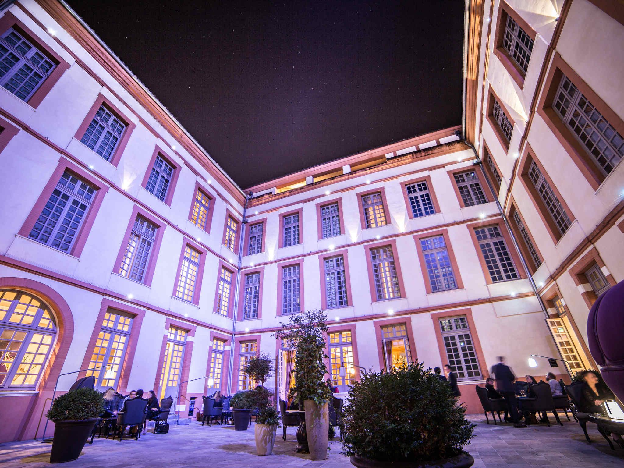 酒店 – 美憬阁索菲特图卢兹 La Cour des Consuls 水疗酒店