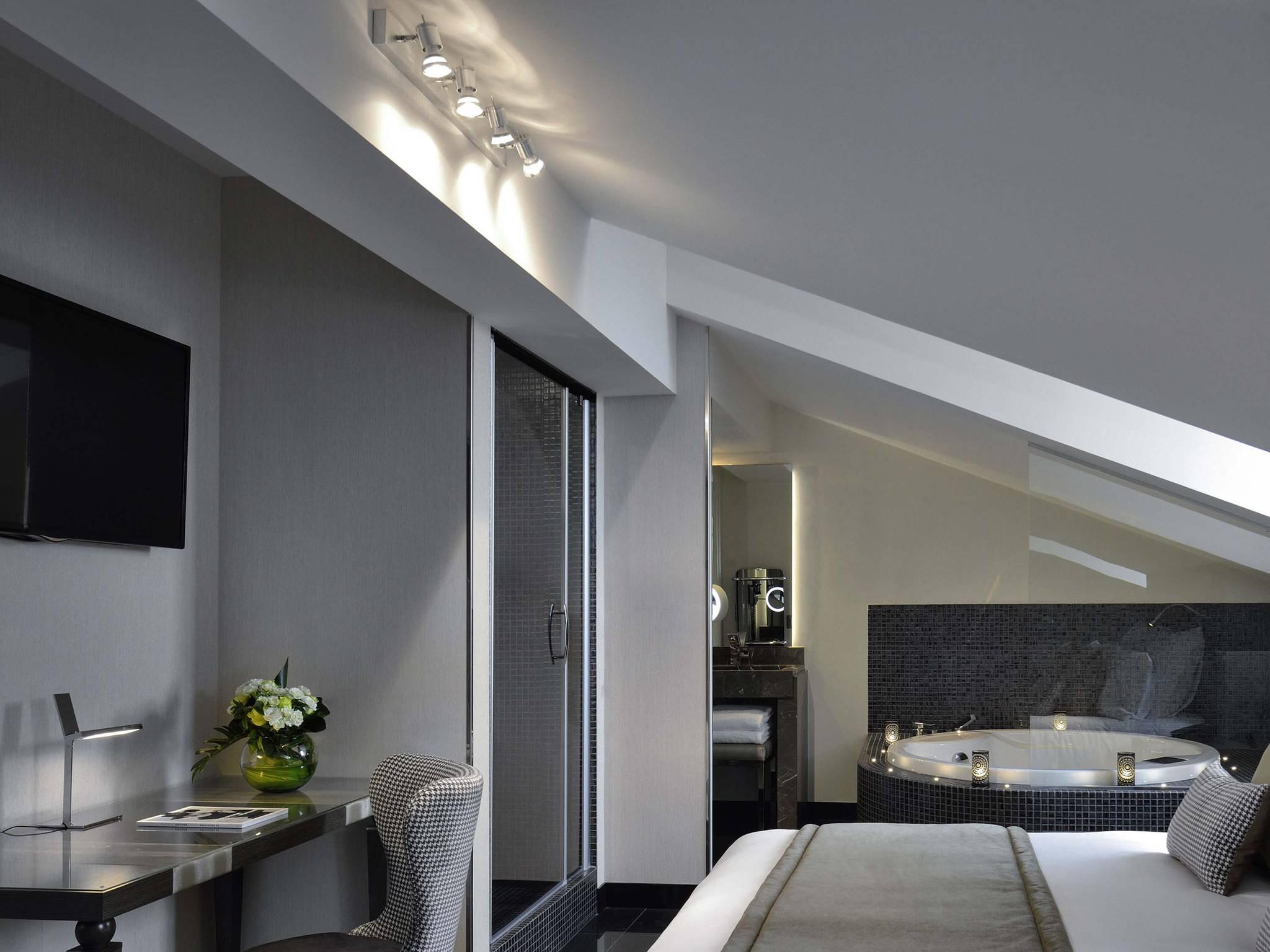 H tel toulouse la cour des consuls hotel spa toulouse mgallery by sofitel - La cour des consuls toulouse ...