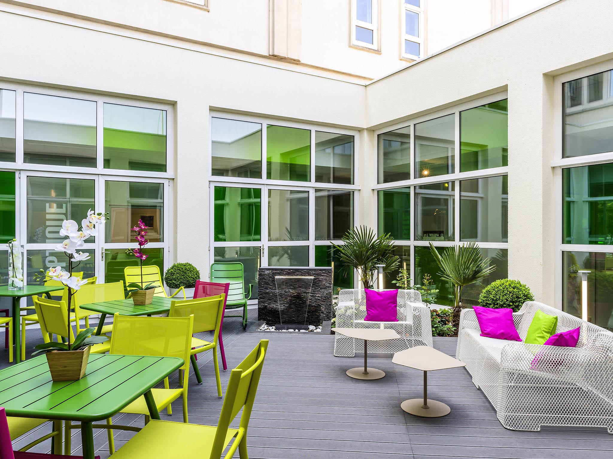 Hotel in ANTONY - ibis Styles Antony Paris Sud