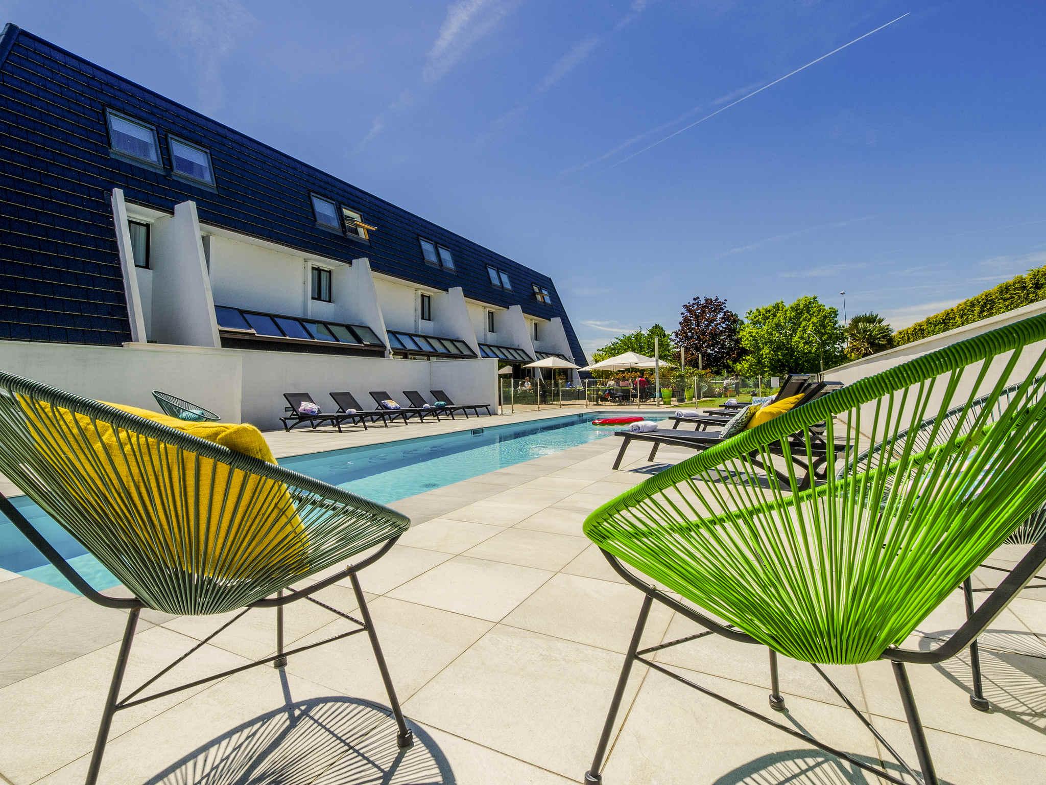 Отель — ibis Styles Toulouse Labège