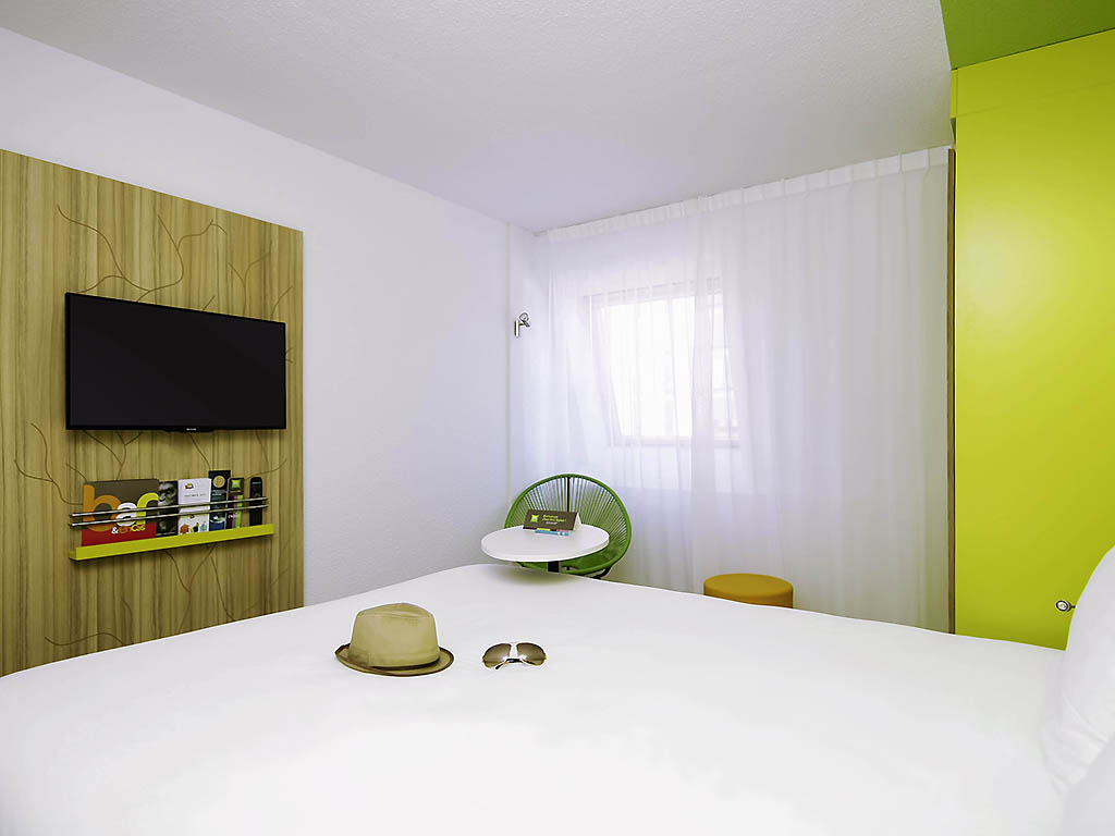 H tel labege ibis styles toulouse lab ge for 2 chambres communicantes