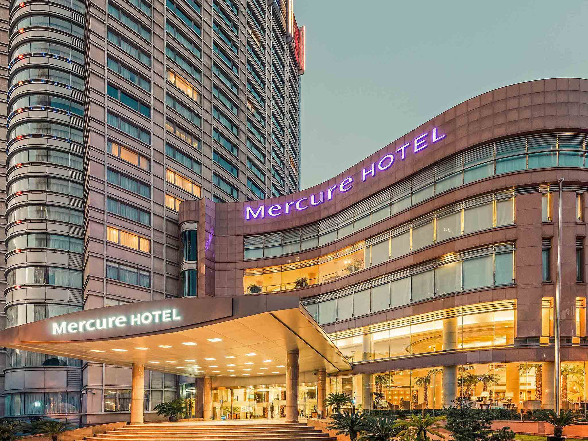 Отель — Mercure Шанхай Роялтон