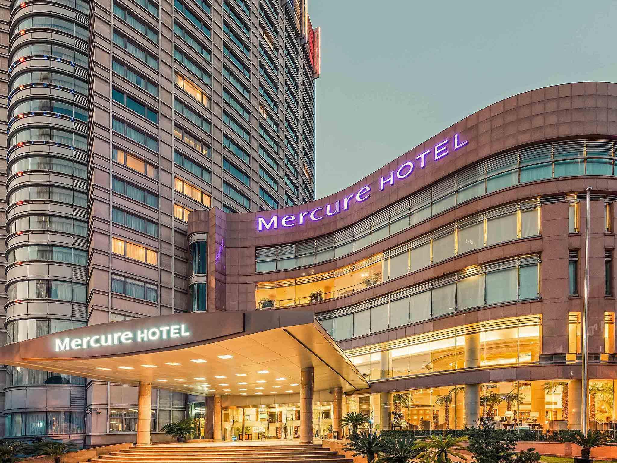 โรงแรม – เมอร์เคียว เซี่ยงไฮ้ รอยัลตัน