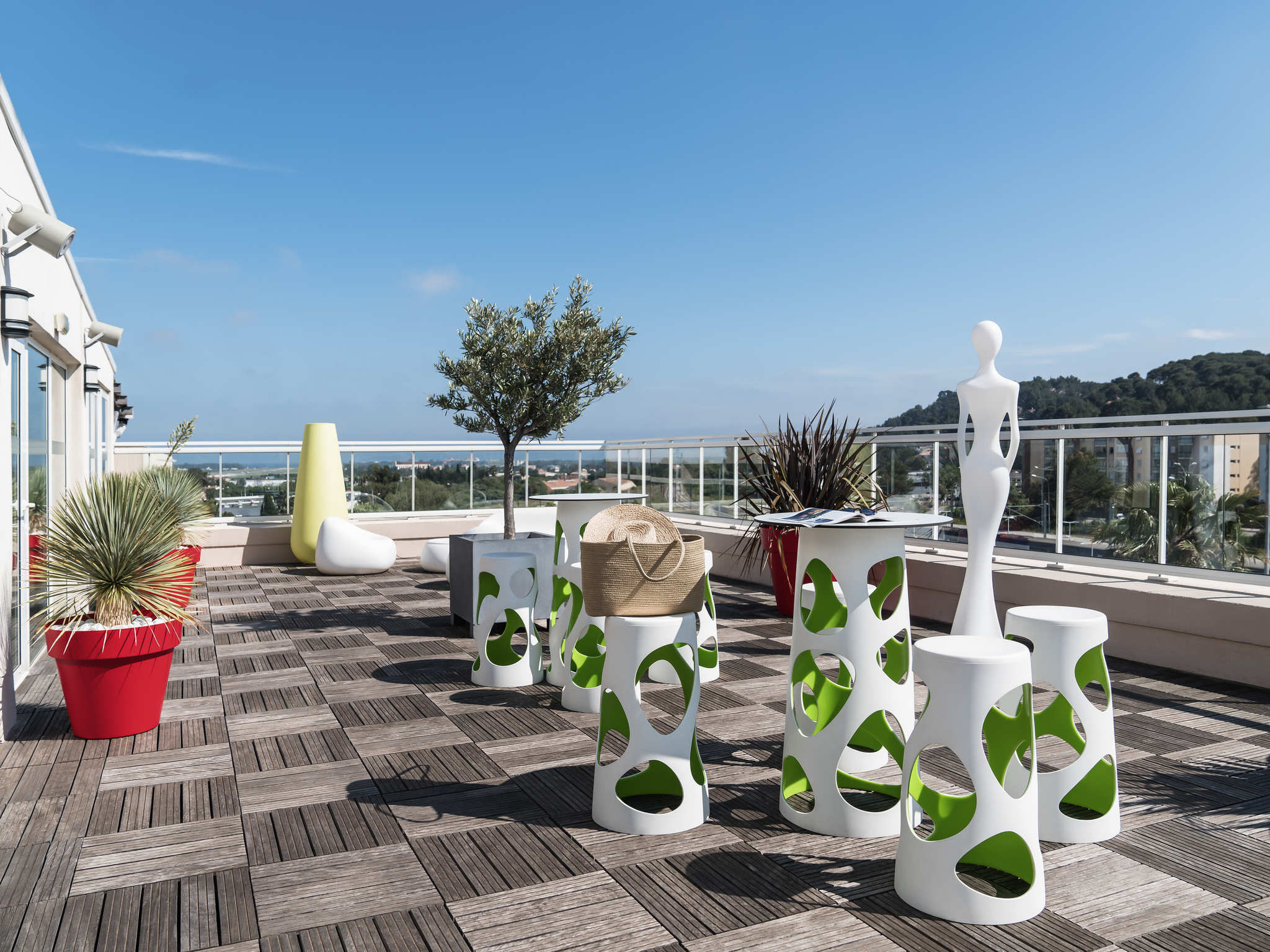 Hotell – ibis Styles Hyères Centre Gare