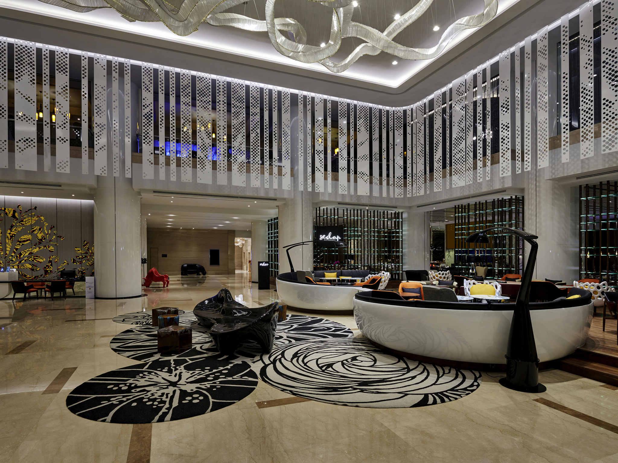 Otel – Pullman Kuala Lumpur City Centre - Hotel & Residences