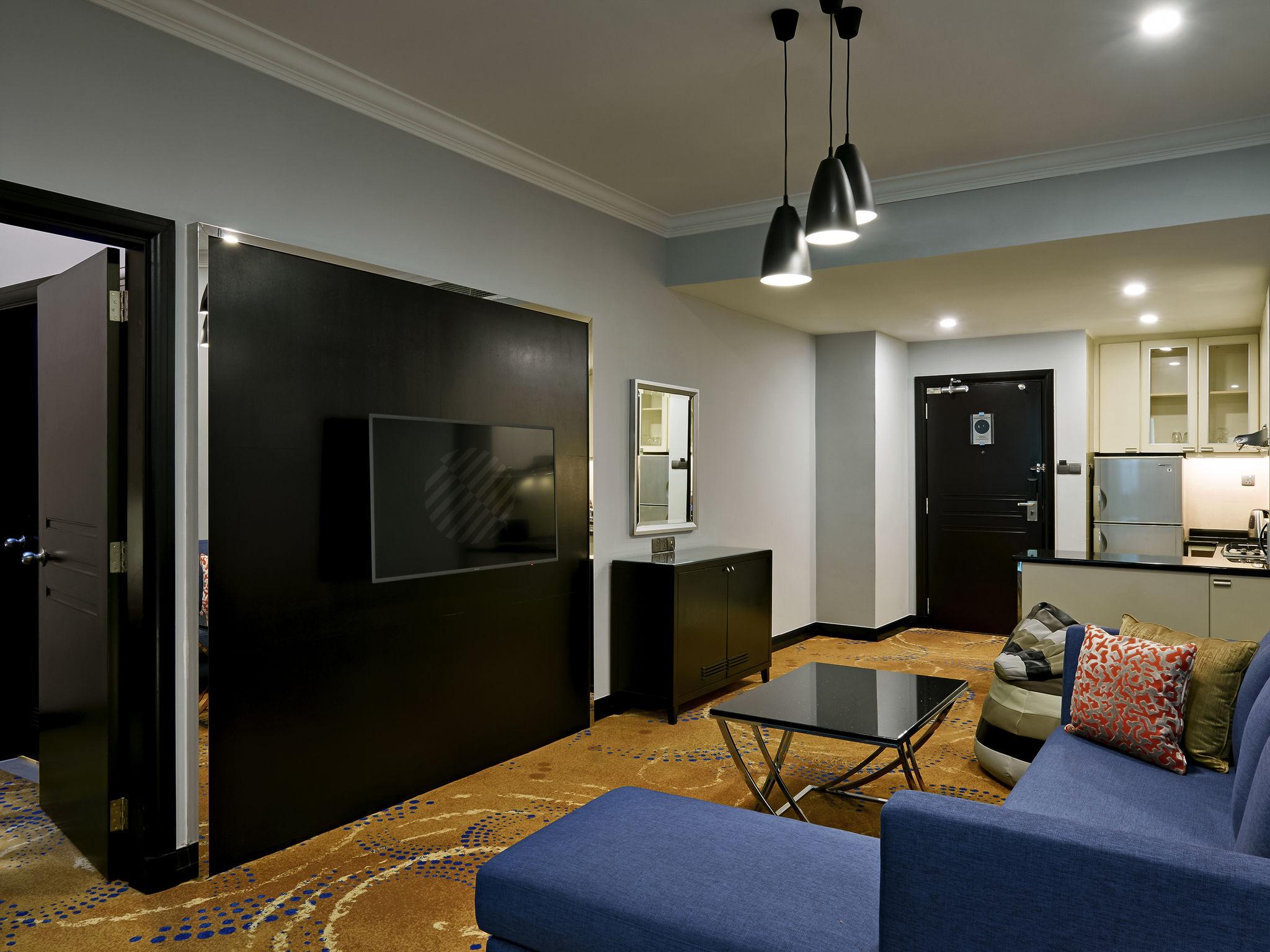 Pullman Klcc Hotel And Residences Kuala Lumpur