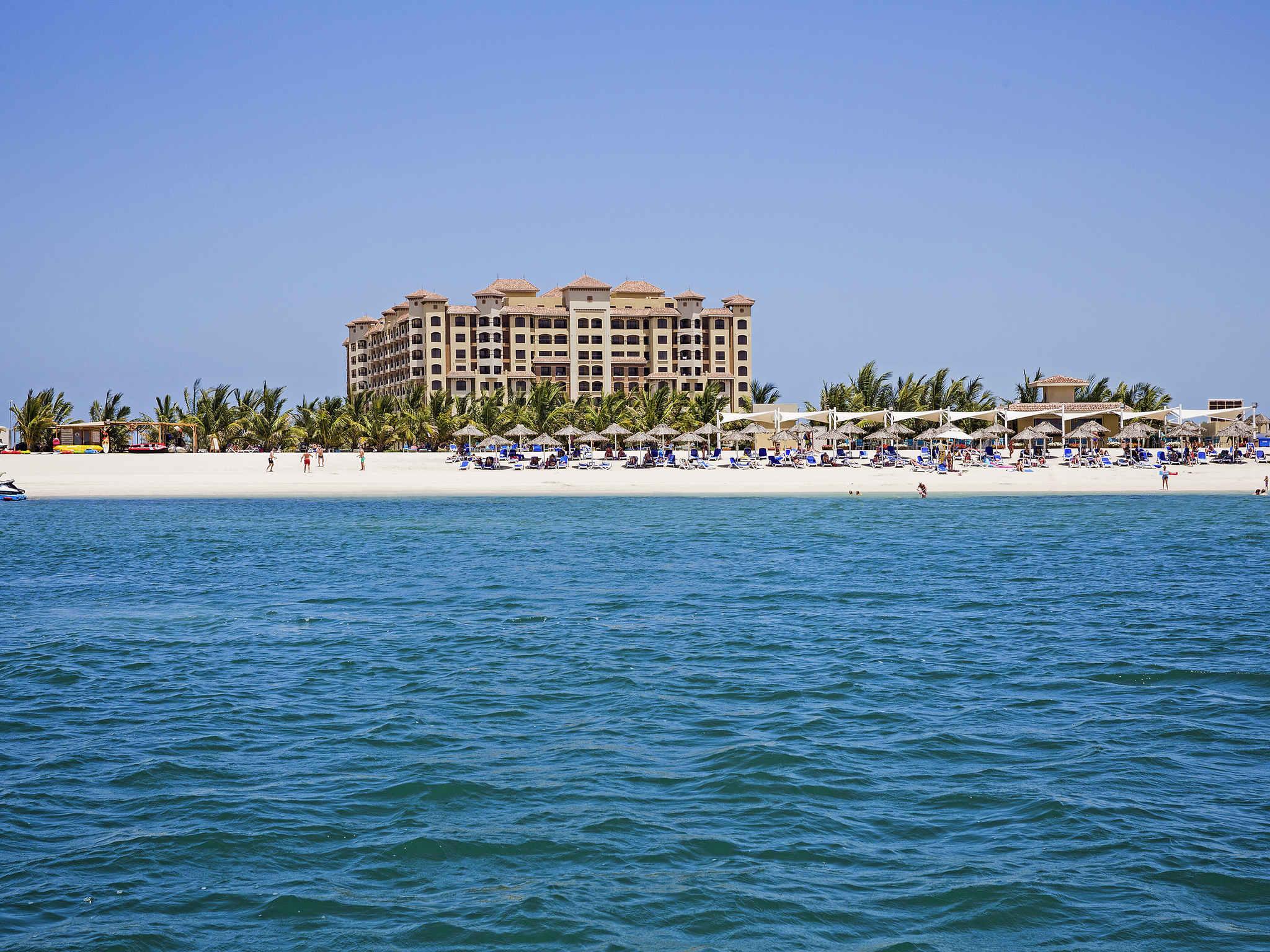 Otel – AccorHotels Yönetiminde Marjan Island Resort & Spa