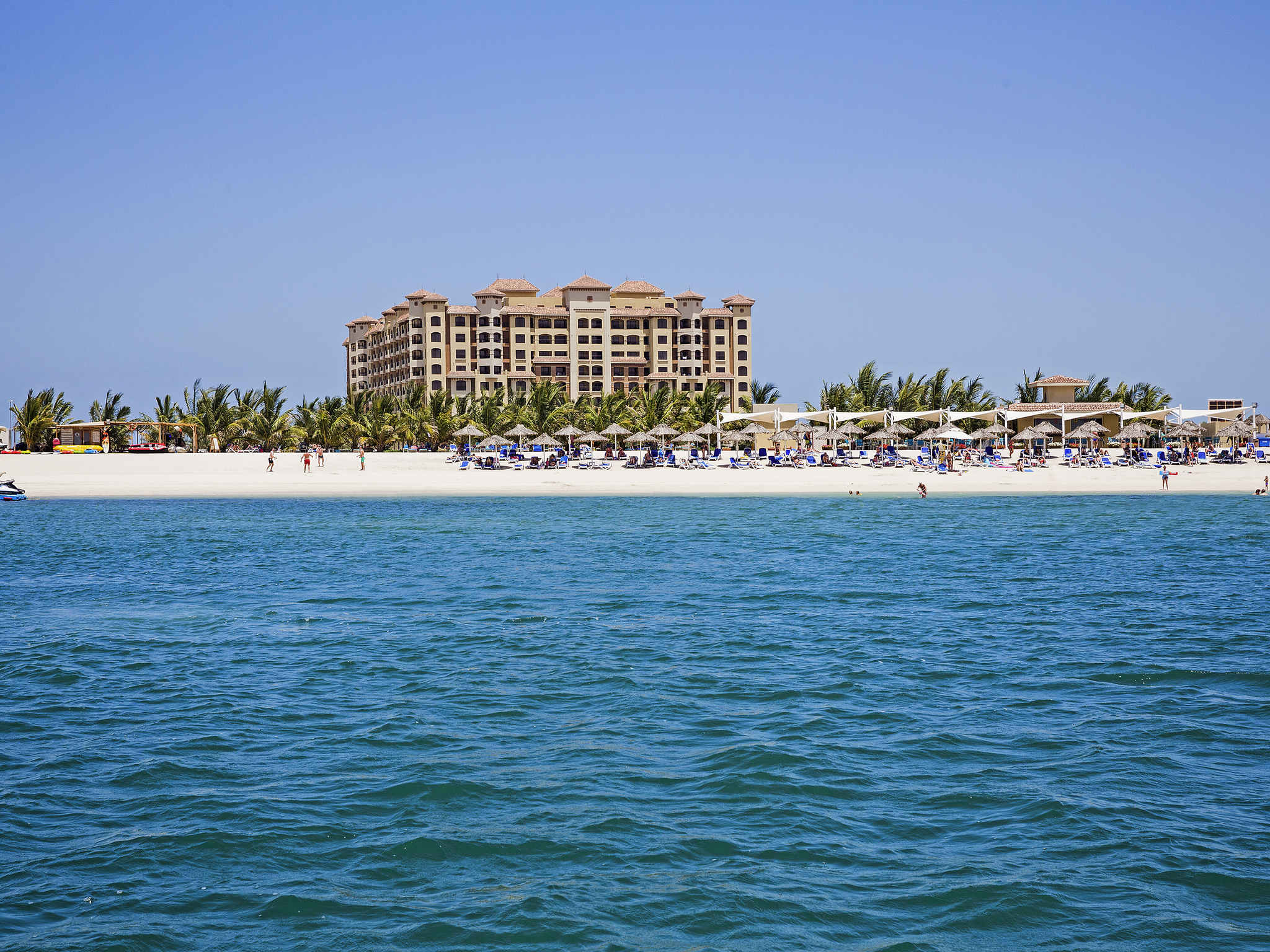 Hotel – Marjan Island Resort & Spa - gestito da AccorHotels