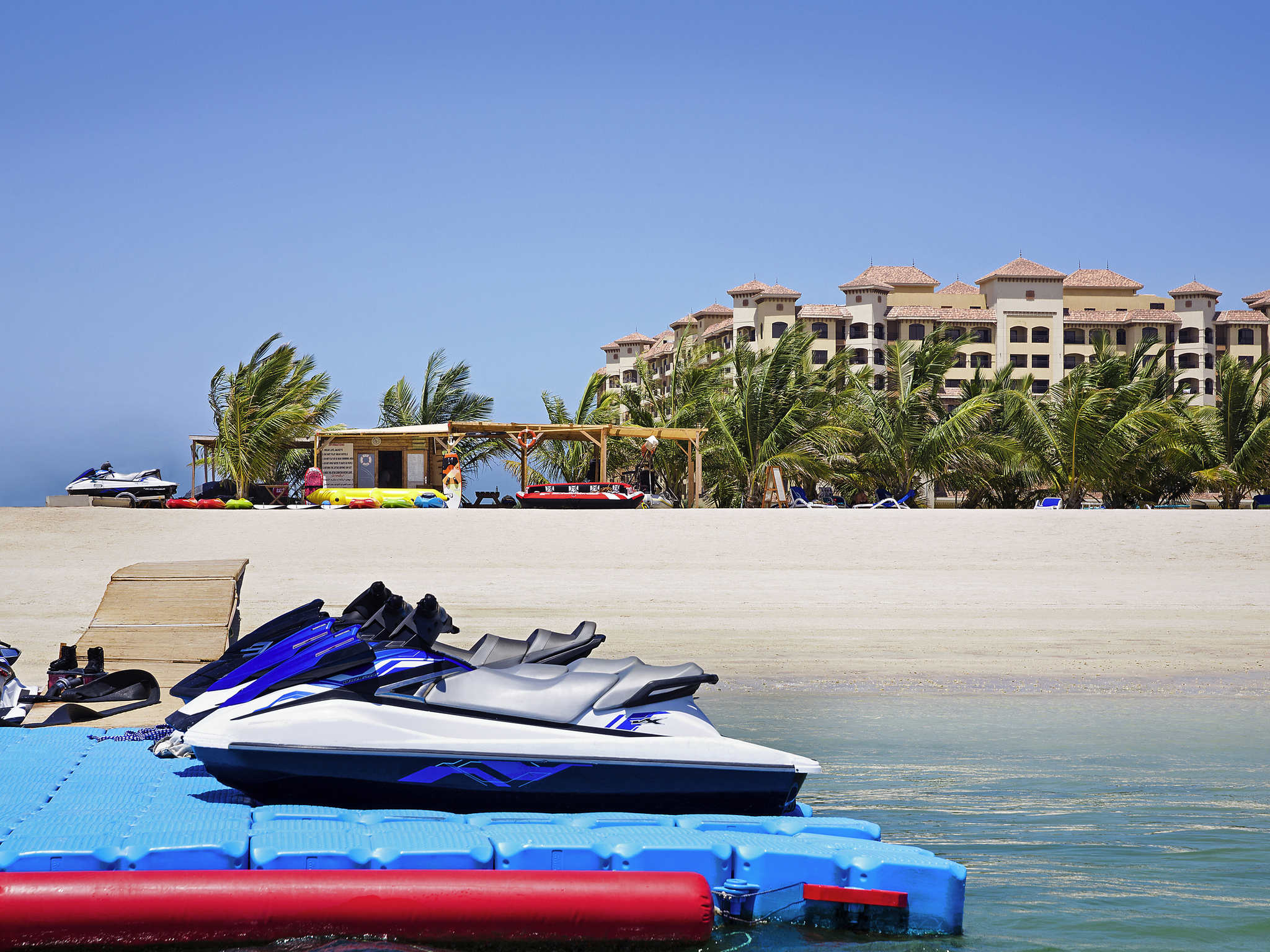 Hotel In Ras Al Khaimah Marjan Island Resort Spa