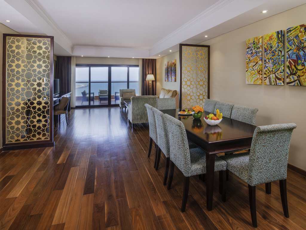 Hotel a RAS AL KHAIMAH - Marjan Island Resort & Spa gestito da ...