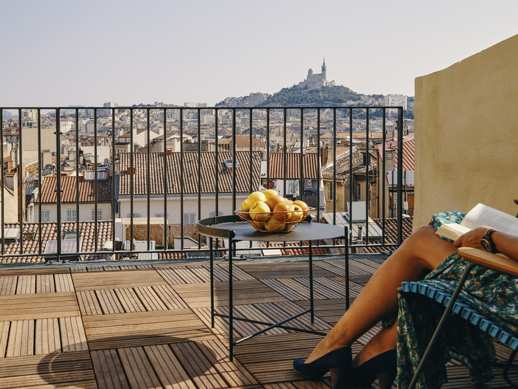 Hotel Mercure Marseille Canebière (open July 2019)