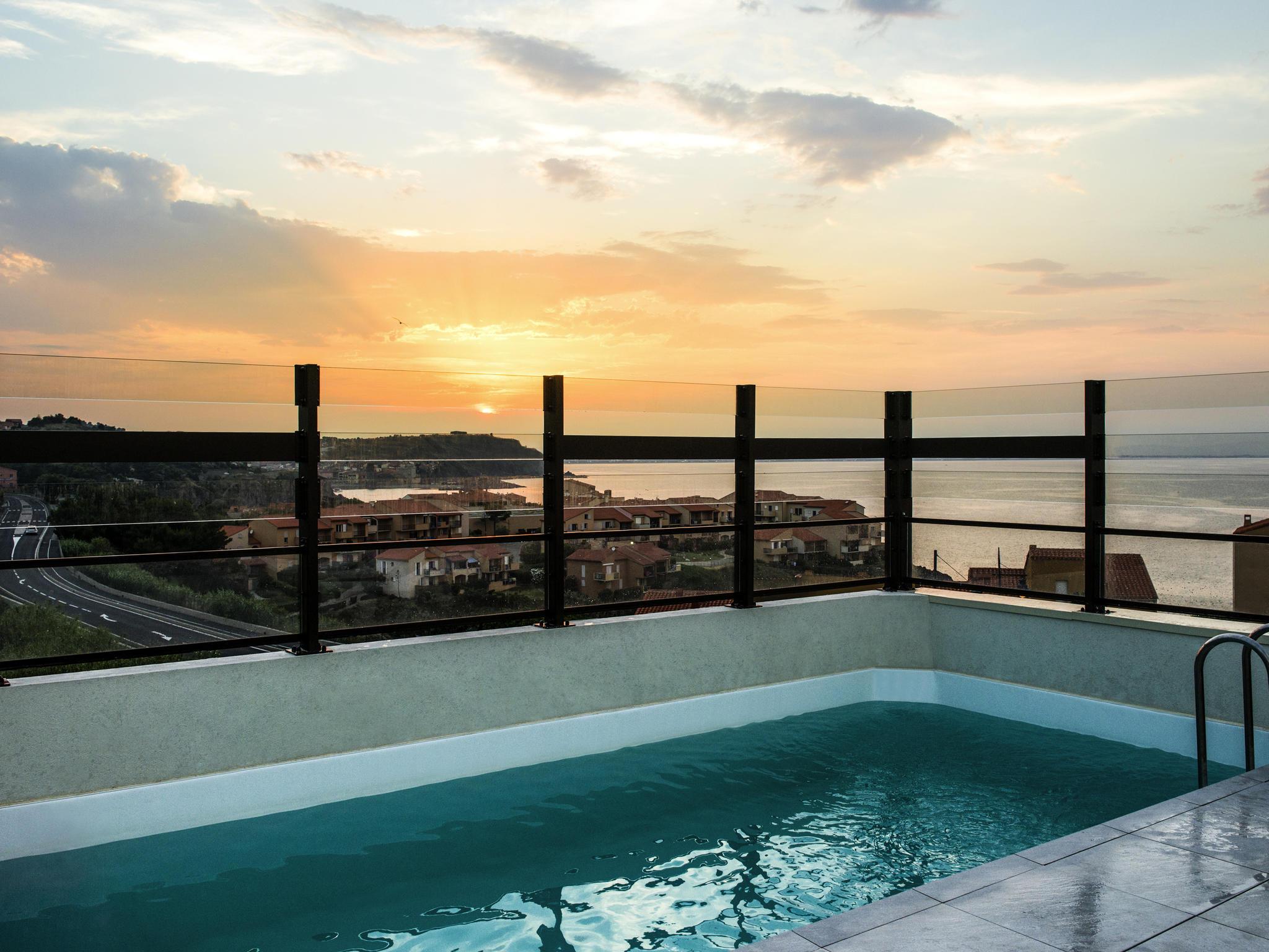 酒店 – ibis Styles Collioure Port-Vendres