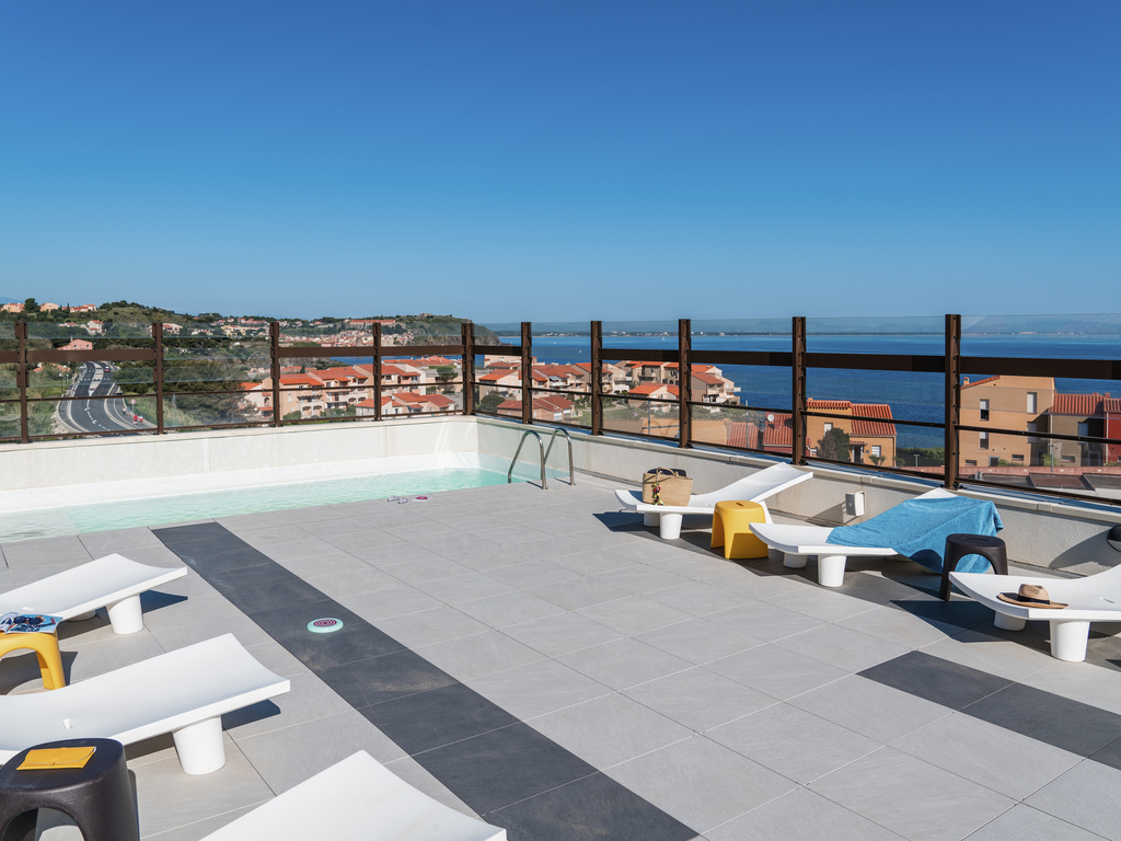hotel pas cher port vendres ibis styles collioure port vendres. Black Bedroom Furniture Sets. Home Design Ideas