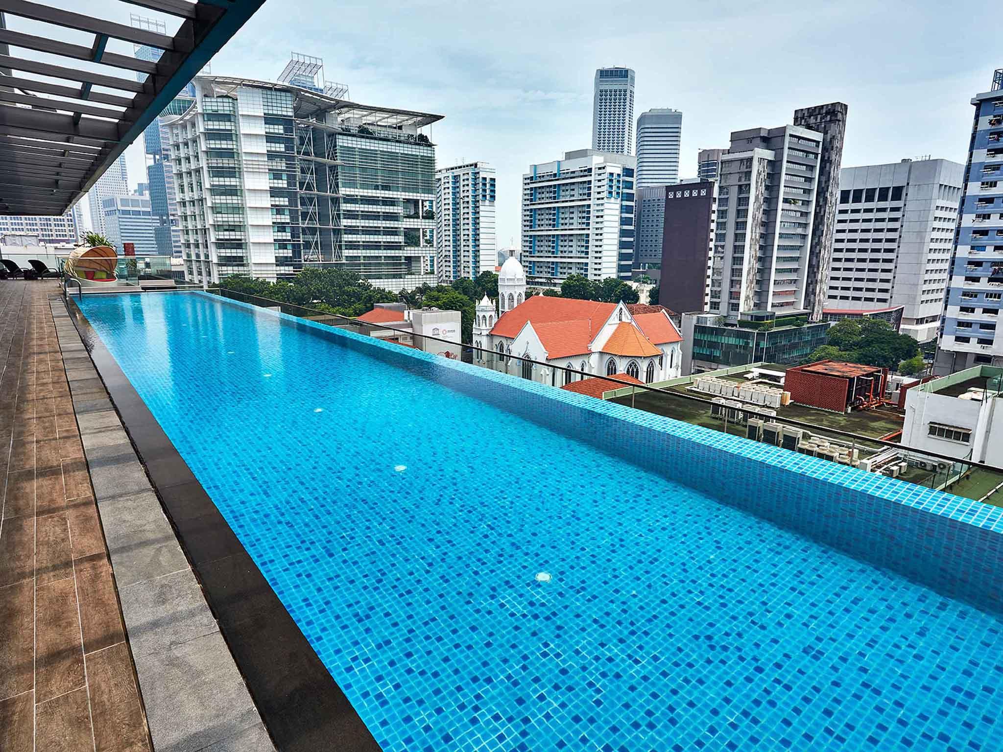 Mercure Singapore Bugis Central Singapore Accorhotels