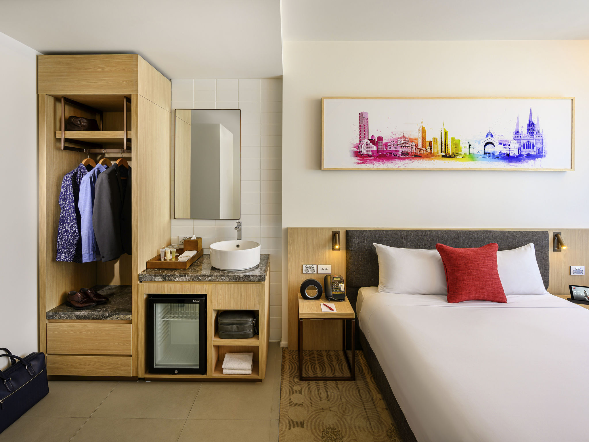 Hotel - ibis Melbourne Little Lonsdale Street (Eröffnung: November 2018)