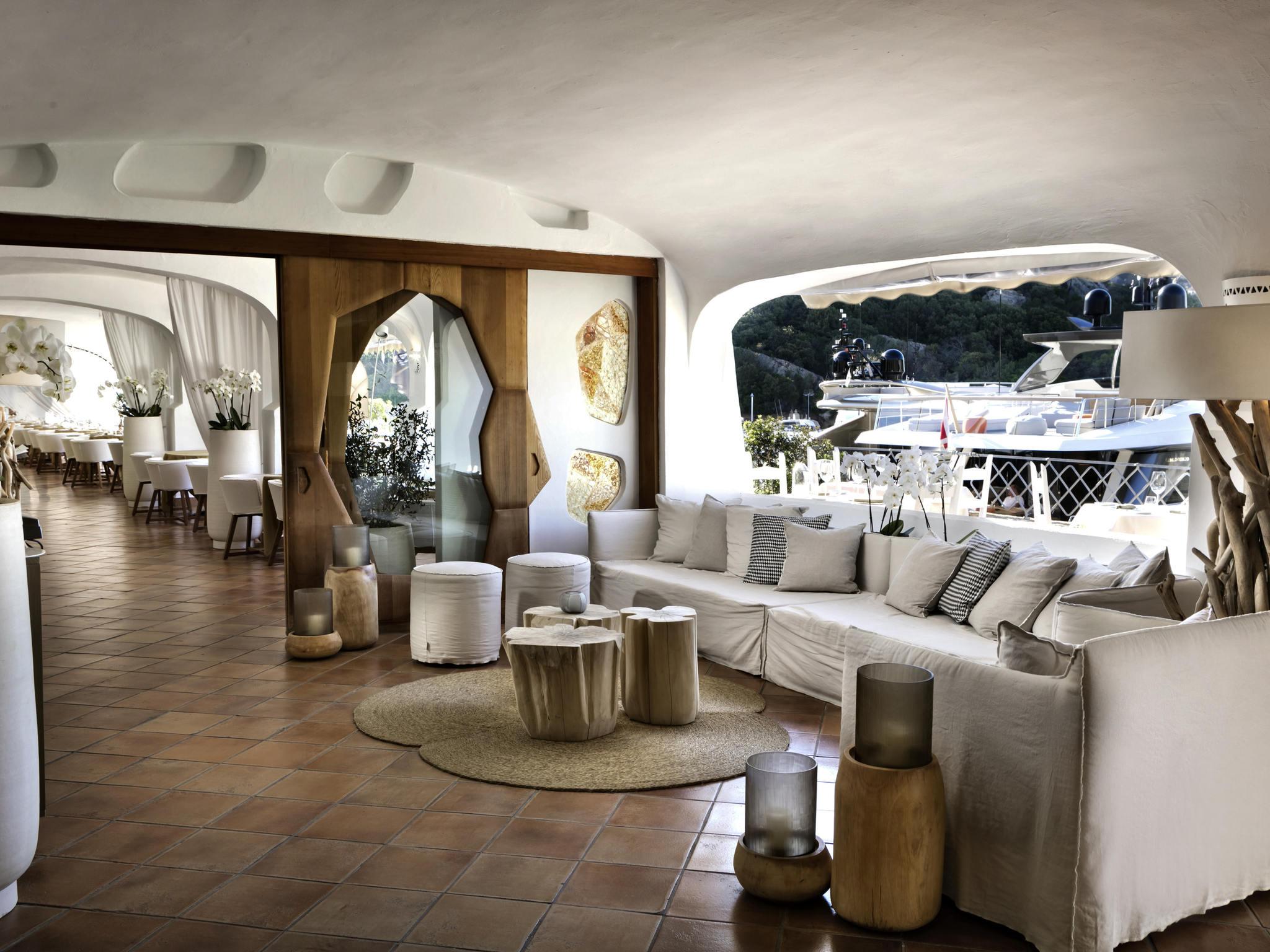 ... Restaurant - Grand Hotel Poltu Quatu Sardinia - MGallery by Sofitel ...