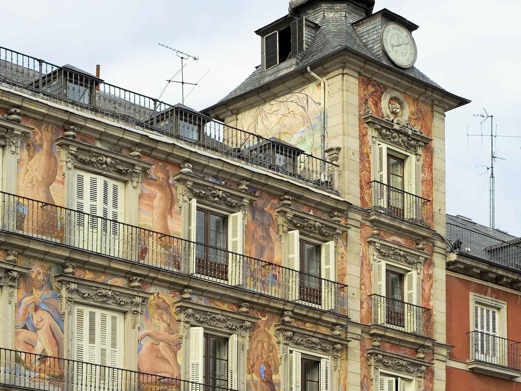 Hoteles econ micos madrid ibis budget madrid centro for Hoteles con encanto madrid centro
