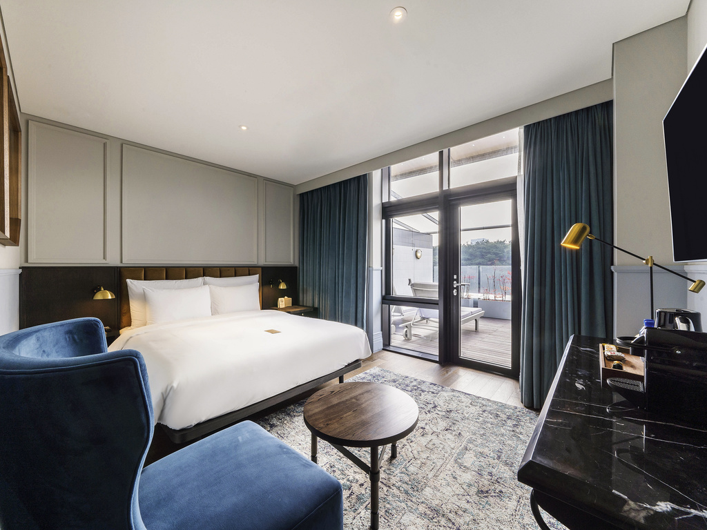 Hotel Crescendo Seoul, beheerd door Accor en Ambassador