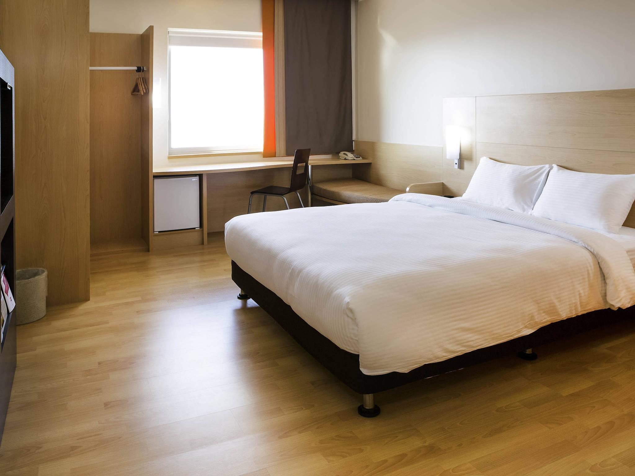 酒店 – 宜必思德黑兰伊玛目霍梅尼国际机场酒店