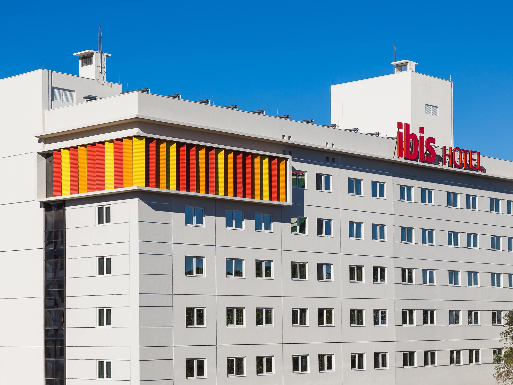โรงแรม – ibis Erechim