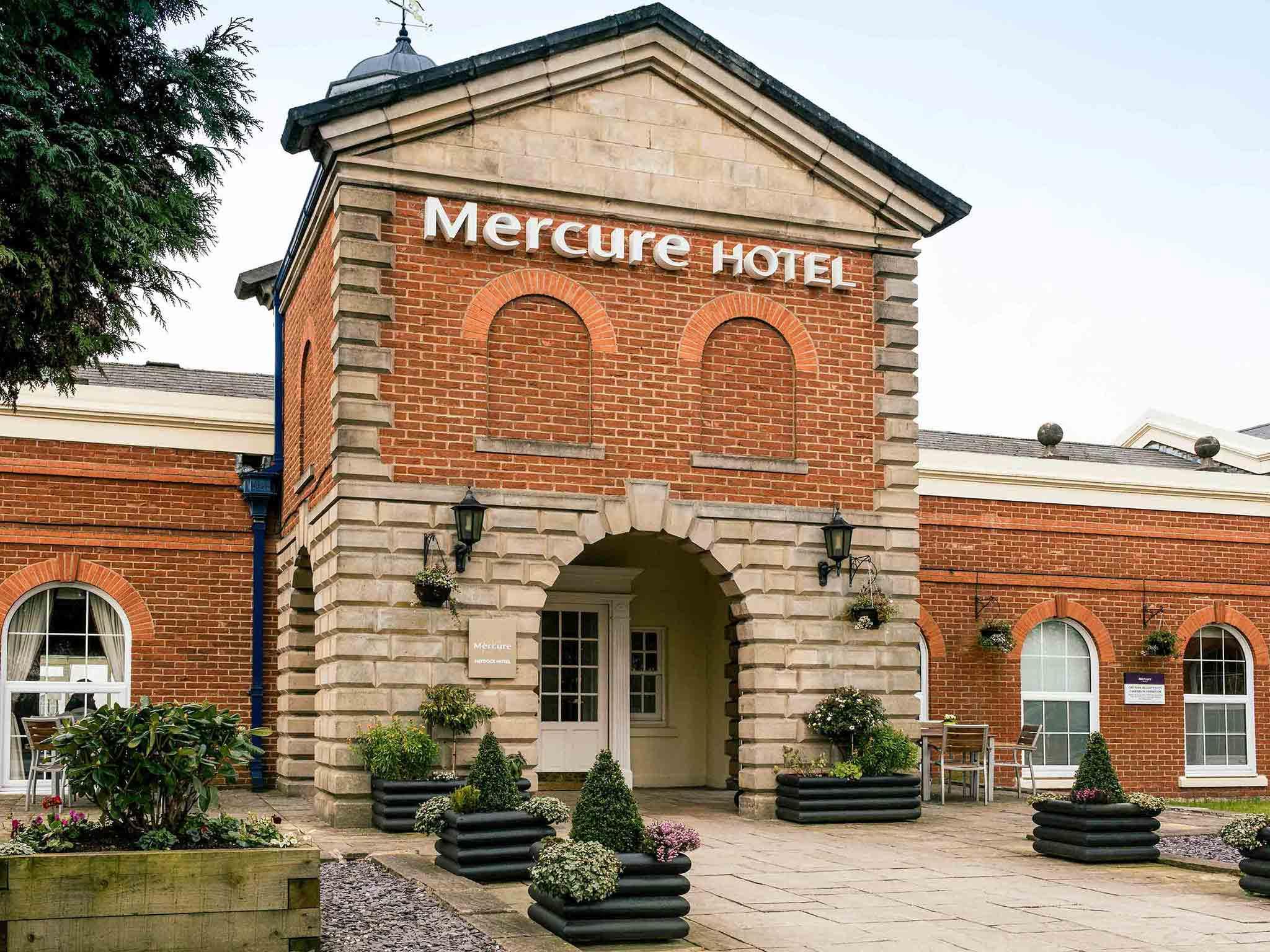 Hotel – Mercure Haydock Hotel (recentemente remodelado)