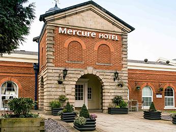 Mercure Haydock Hotel (Newly Refurbished)