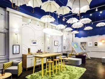 ibis Styles Manchester Portland Hotel(Newly refurbished)