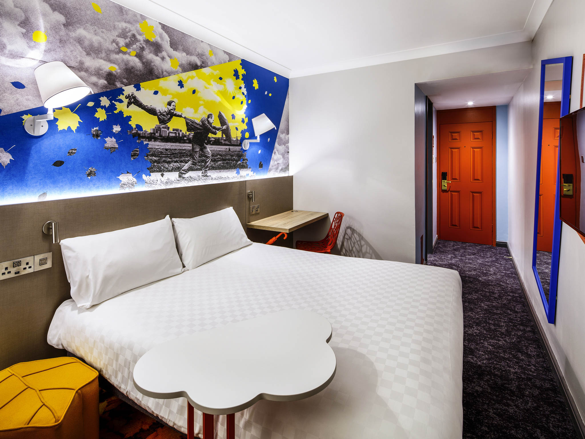Hotel in MANCHESTER - Ibis Styles Manchester Portland Hotel(Newly ...