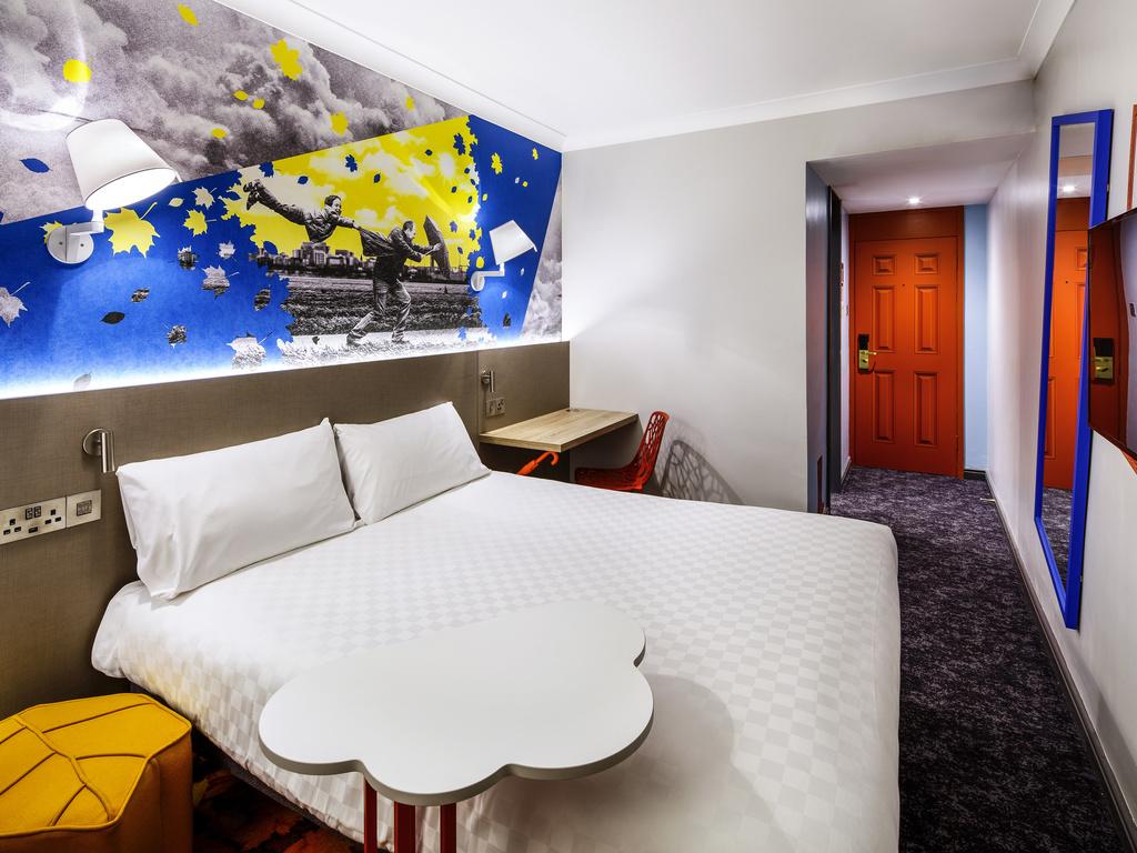Hotel in MANCHESTER - ibis Styles Manchester Portland Hotel (frisch ...