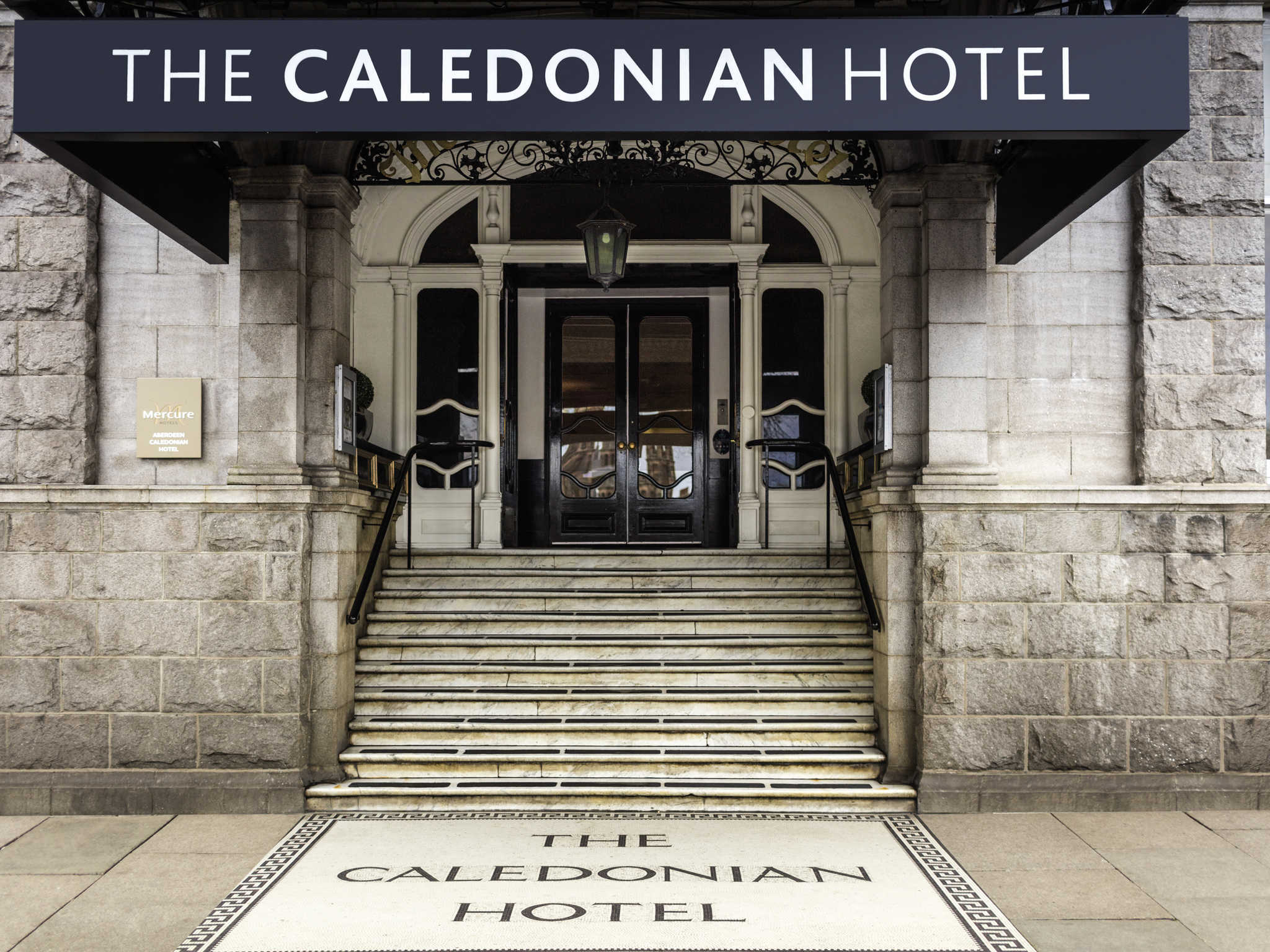 Hotel - Mercure Aberdeen Caledonian Hotel
