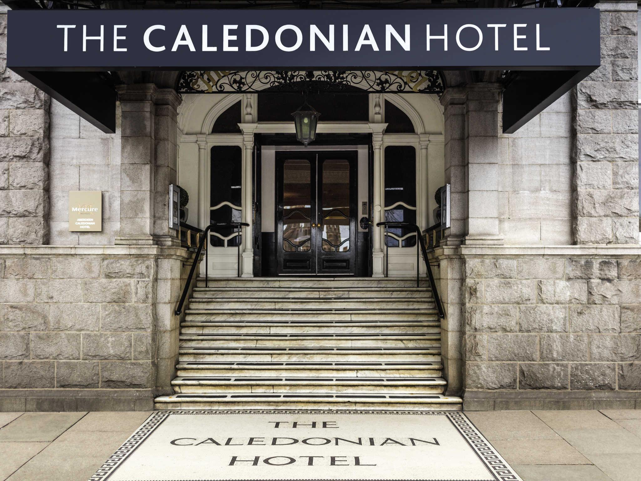 โรงแรม – Mercure Aberdeen Caledonian Hotel