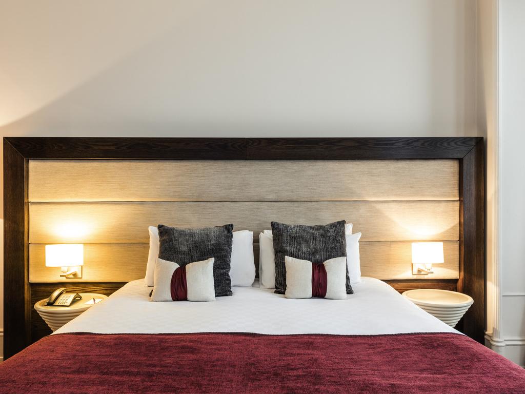 H tel aberdeen mercure aberdeen caledonian hotel - Chambre double standard ...