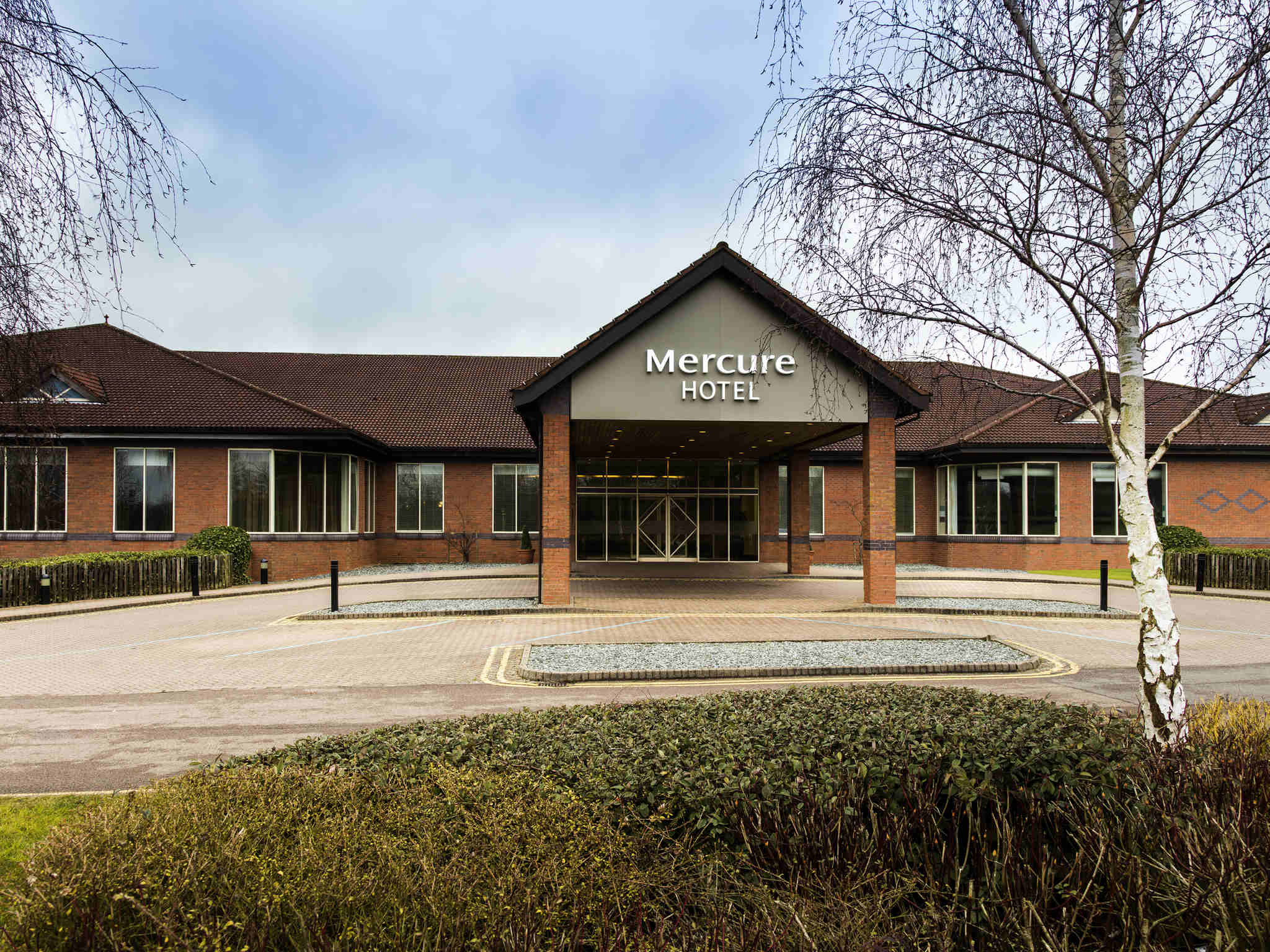 โรงแรม – Mercure Daventry Court Hotel