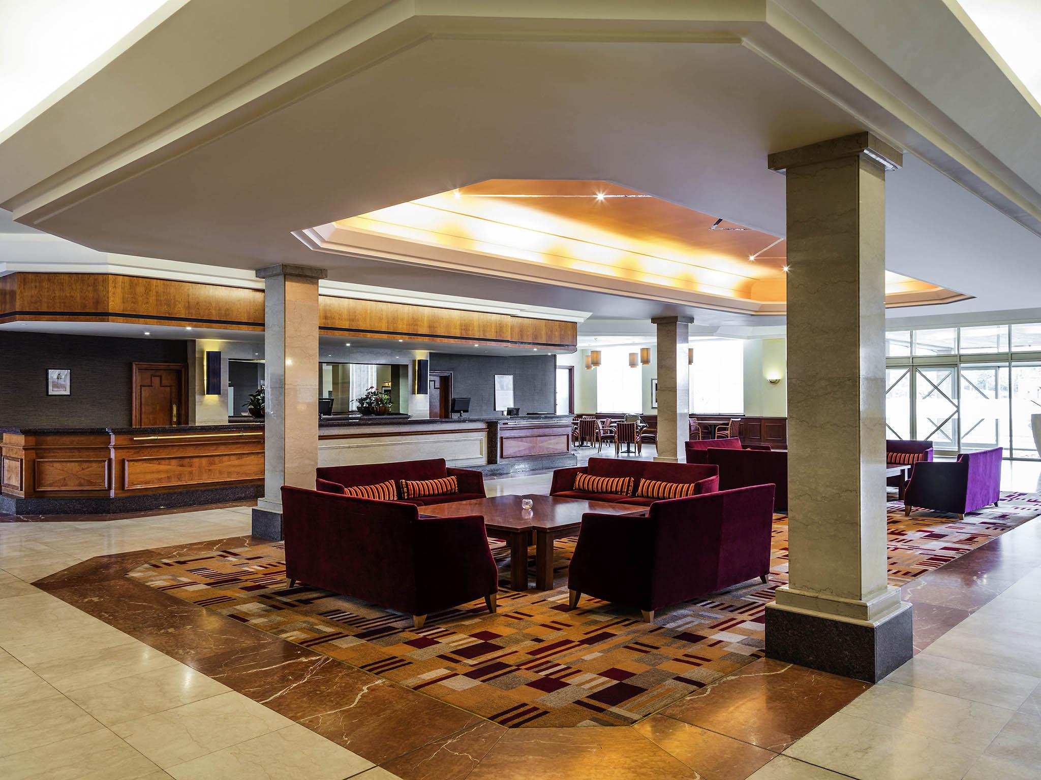 Daventry Court Hotel Spa
