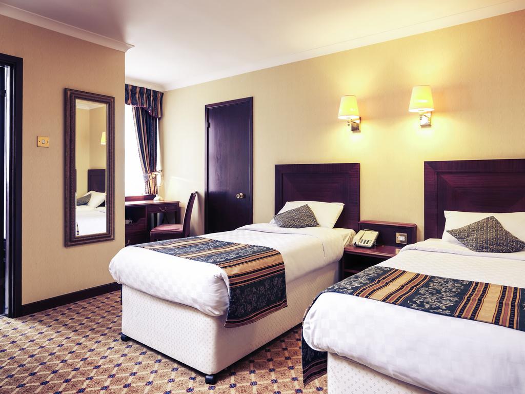 H tel st albans mercure st albans noke hotel for Chambre double lits jumeaux