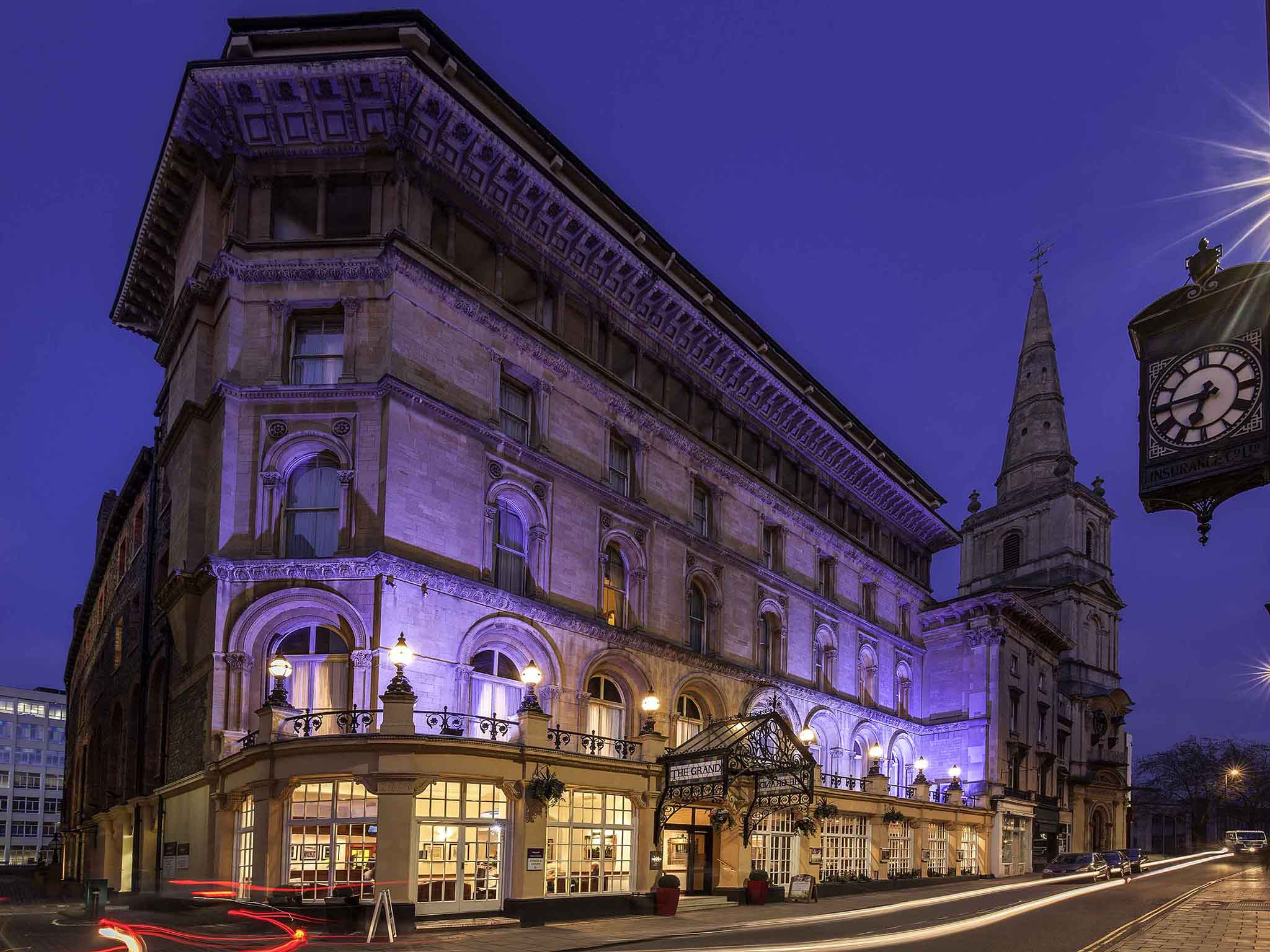Hôtel - Mercure Bristol Grand Hotel (récemment rénové)
