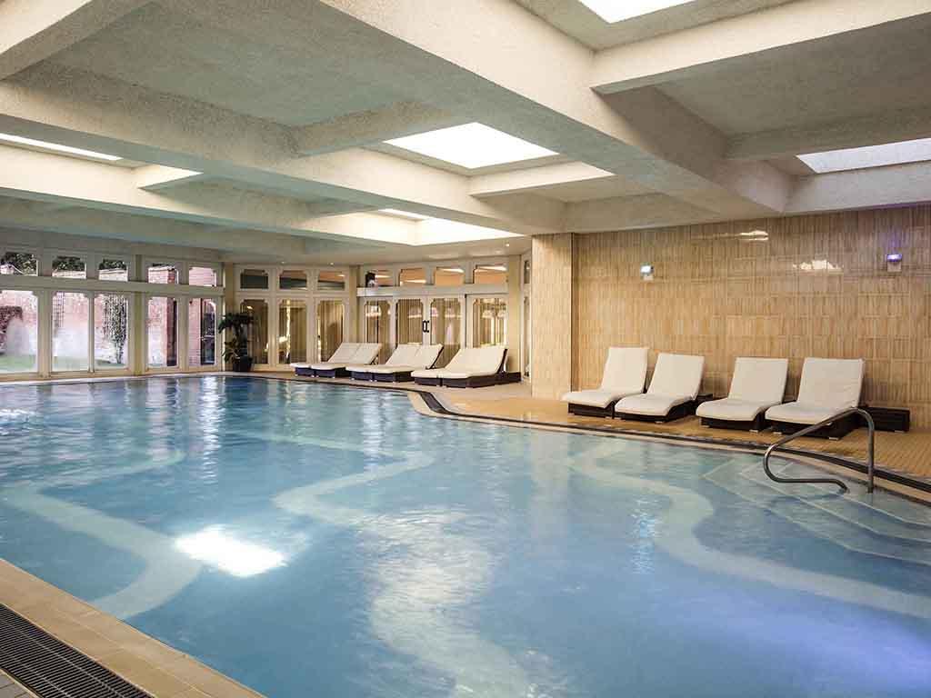 Mercure Warwickshire Walton Hall Hotel Spa Walton Hotel