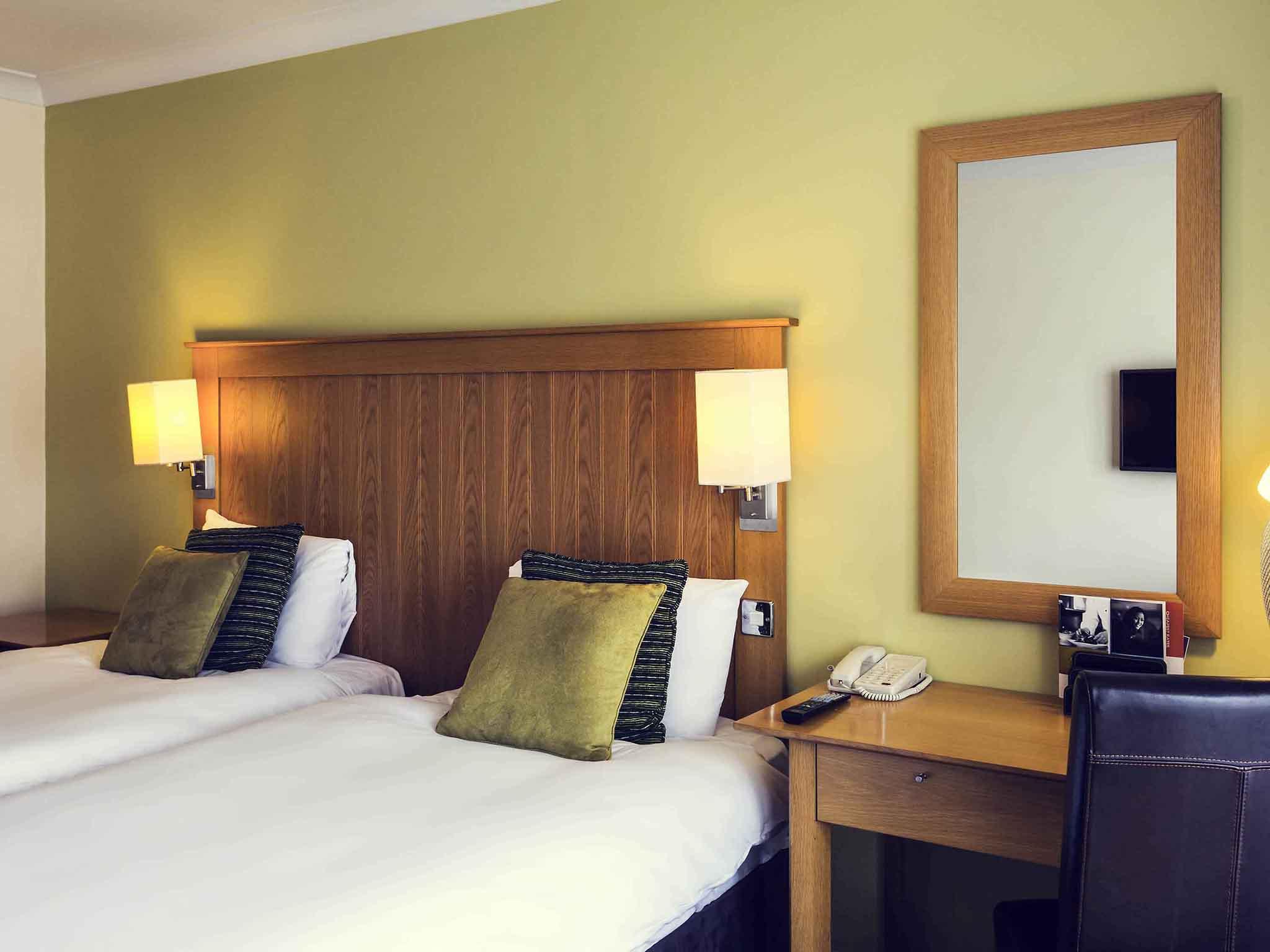 Mercure Warwickshire Walton Hall Hotel & Spa | Walton Hotel