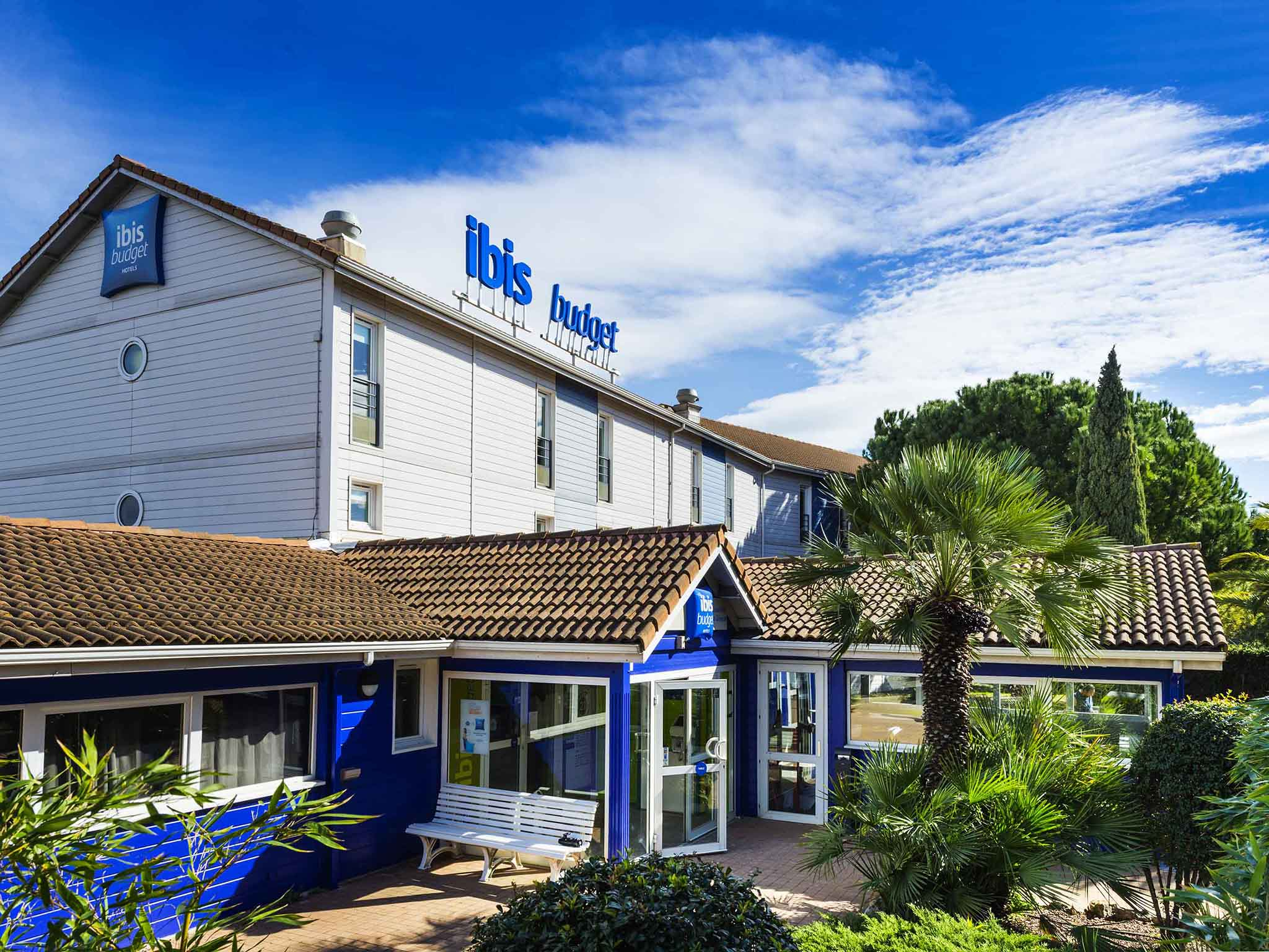 ホテル – ibis budget Béziers Est La Giniesse