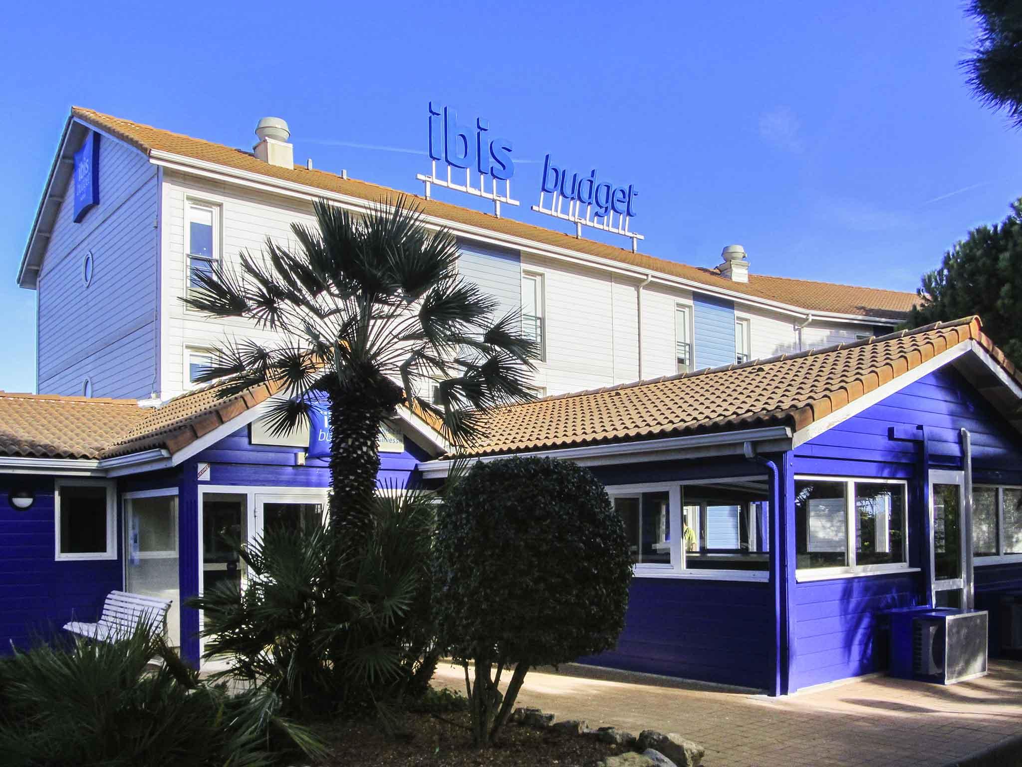 Hotel in BEZIERS ibis bud Béziers Est La Giniesse