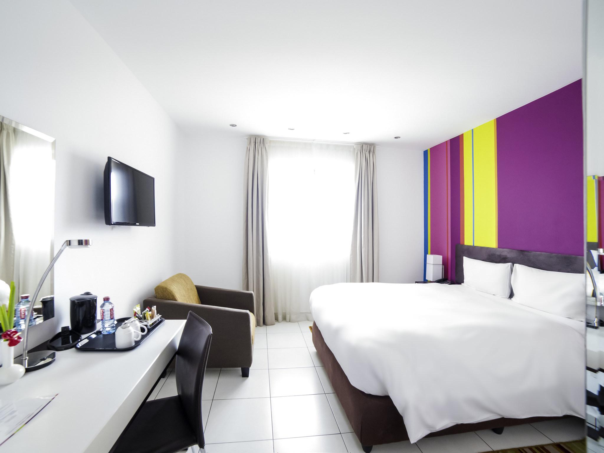 Отель — ibis Styles Аккра Аэропорт