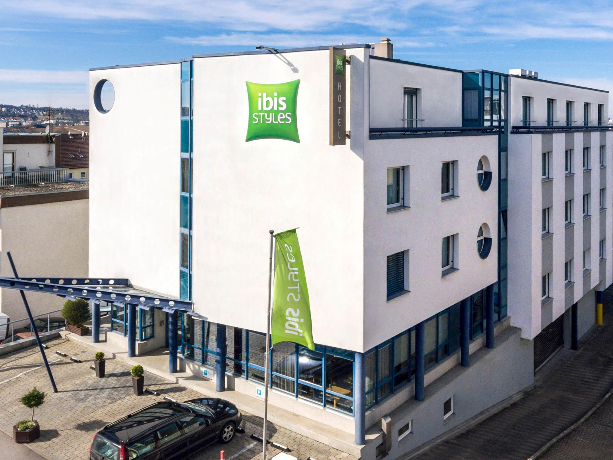 Ibis Hotel Centrum Stuttgart